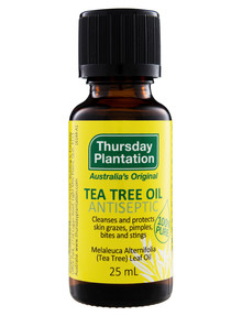 Thursday Plantation Tea Tree Oil 100%, 25ml product photo