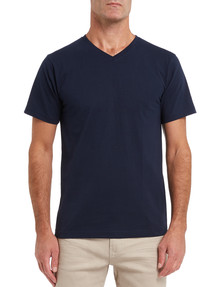 Chisel Ultimate V Tee, Navy product photo