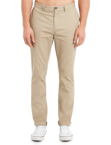 Gasoline Spitalfields Slim Chino Pant, Tan product photo