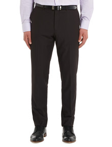 Laidlaw + Leeds Tailored Pant, Black product photo