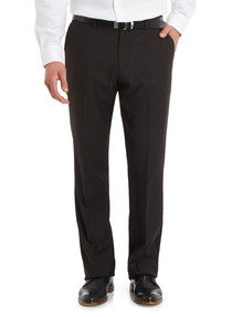 Laidlaw + Leeds Classic Pant, Black product photo