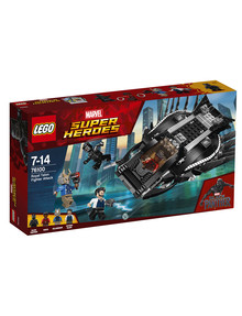 Lego Super Heroes Royal Talon Fighter Attack 76100 product photo