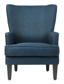 Luca Emerson Chair, Blue product photo
