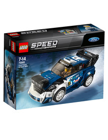Lego Speed Champions Ford Fiesta M-Sport WRC 75885 product photo