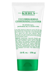 Kiehls Cucumber Herbal Cleanse, 150ml product photo