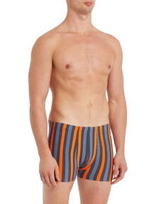 Jockey Skants Trunk, 2-Pack, Orange & Grey product photo
