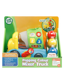 Leap Frog Popping Colour Mixer Truck product photo