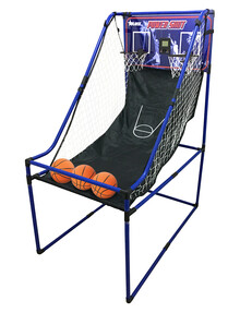 Sports Electronic Double Basketball Shoot Out product photo