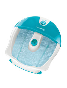 Body Benefits Bubbling Hydro Spa Relaxing Foot Spa, CFBSCA product photo
