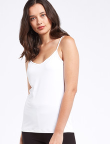 Bodycode Cami, White product photo