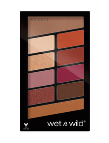 wet n wild Color Icon 10-Pan Palette, Rose in the Air product photo