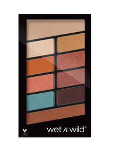 wet n wild Color Icon 10 Pan Palette, Not a Basic Peach product photo