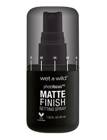wet n wild Photo Focus MATTE Setting Spray Matte Appeal product photo
