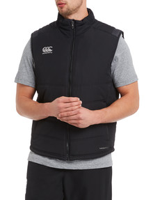 Canterbury Vaposhield Pro Gilet Vest, Black product photo