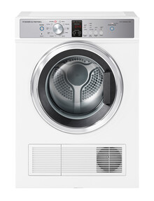 Fisher & Paykel 7kg Vented Dryer, White, DE7060P2 product photo