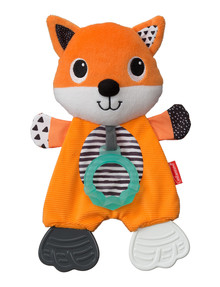 Infantino Cuddly Fox Teether product photo