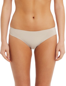 Lyric Precision Laser Microfibre Bikini Brief, Nude product photo
