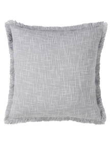 Domani Argo Cushion, Cloud Grey product photo