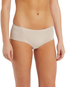 Lyric Precision Laser Microfibre Boyleg Brief, Nude product photo