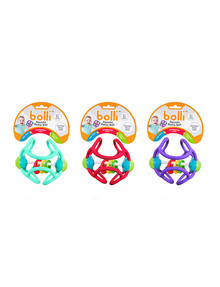 Bolli Rattle Ball, Assorted product photo