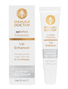 Manuka Doctor ApiRefine Lip Enhancer, 15ml product photo
