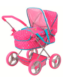 Hauck Gini 4 Wheel Pram - Birdie product photo