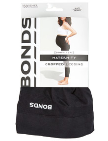 Bonds Maternity Legging Crop Black product photo