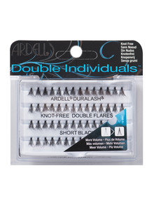 Ardell Double Individual Knot Free Short Black product photo