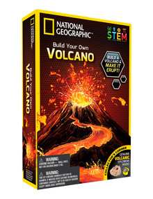 National Geographic Volcano Science product photo
