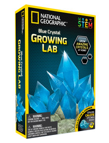 National Geographic Blue Crystal Growing Kit product photo
