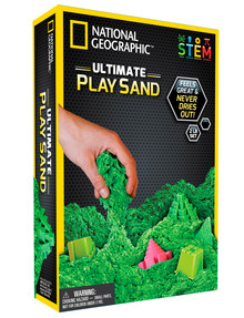 National Geographic Ultimate Play Sand Green product photo