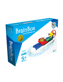Brain Box Boat Experiment Kit product photo