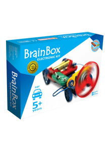 Brain Box Car Experiment Kit product photo