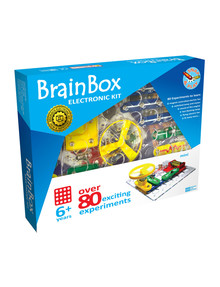 Brain Box Mini 80 Experiment Kit product photo