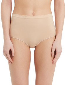 Lyric Seamfree Full Brief, Nude product photo