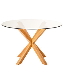Luca Zuri Dining Table 1.2m product photo