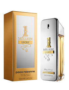 Paco Rabanne 1 Million Lucky EDT, 100ml product photo
