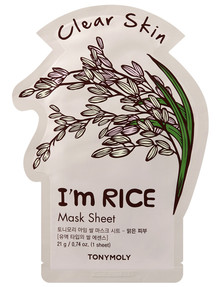 Tony Moly I'm Rice Mask Sheet product photo