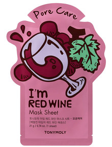 Tony Moly I'm Red Wine Mask Sheet product photo