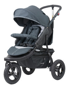 Steelcraft Terrain 3 Wheel Stroller, Melange product photo