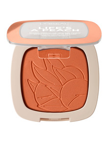 L'Oreal Paris Wake Up And Glow Life's a Peach Blush product photo