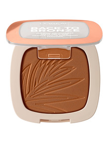 L'Oreal Paris Wake Up And Glow Back to Bronze Bronzer product photo