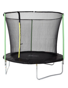 Plum Play 8 Foot Trampoline With Springsafe Enclosure product photo