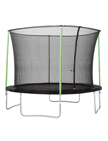 Plum Play 10 Foot Trampoline With Springsafe Enclosure product photo