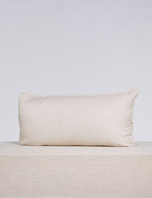 Domani Domani Toscana Lodge Pillowcase, Linen product photo