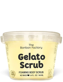 The Bonbon Factory Pineapple Gelato Scrub, 160ml product photo