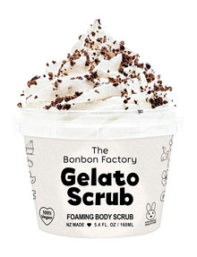 The Bonbon Factory Soft Serve Gelato Scrub, 160ml product photo