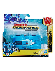 Transformers Cyberverse One Step Changers - Assorted product photo