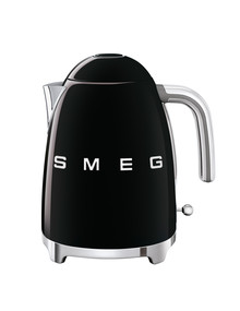 Smeg Electric Kettle, Black, KFL03 product photo