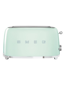 Smeg 4 Slice Toaster, Mint, TSF02 product photo